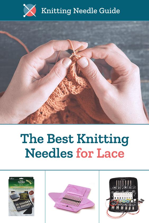 Knitting Needles Lace